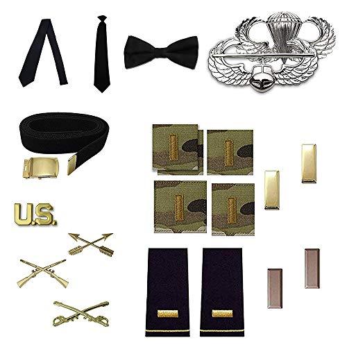 West Point Military Academy Class of 2019 2nd Lieutenant Bundle (Air Assault Badge, Field Artillery Branch) ()