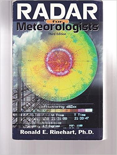 Radar for meteorologists ronald e rinehart 9780965800204 radar for meteorologists 3rd edition fandeluxe Images