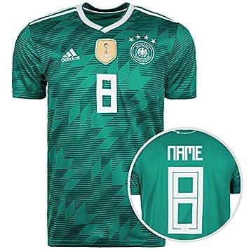 DFB Deutschland Away Trikot WM 2018 (Auswärts Trikot) mit