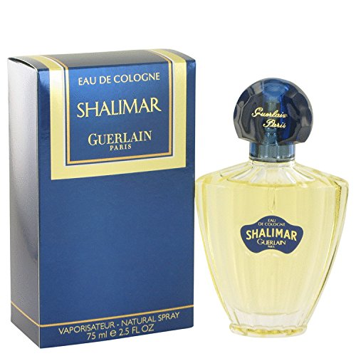 (Guerlåin Shalimär Pèrfume For Women 2.5 oz Eau De Cologne Spray + Free Shower Gel)