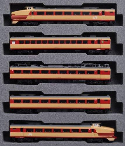 KATO Nゲージ 489系 急行 能登 基本 5両セット 10-818 鉄道模型 電車   B003EOXRRM