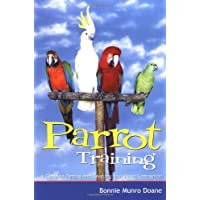 Parrot Training: A Guide to Taming and Gentling Your Avian Companion (Howell reference books)