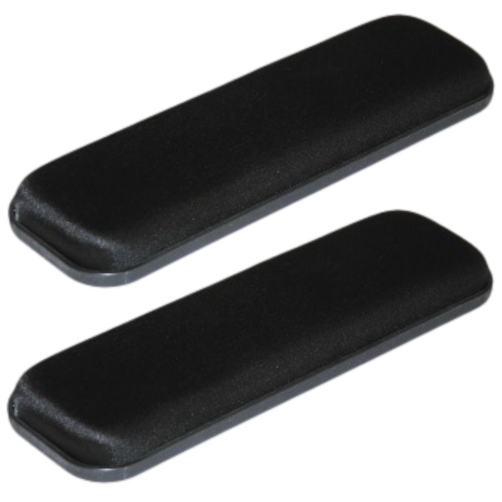 3.5'' X 14'' GEL Arm Pads for Wheelchair Armrest or Office Chair - Pair
