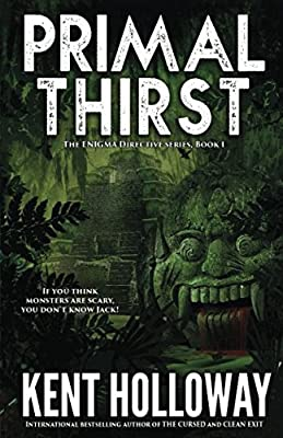 Primal Thirst (The EnIGMA Directive)