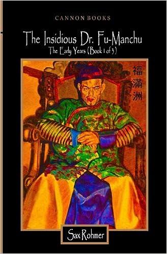 23a032a2bb83b The Insidious Dr. Fu-Manchu: Sax Rohmer, Cannon Books Llc, Ron D ...