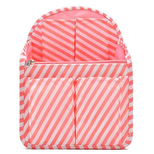 HDWISS Lightweight Backpack Organiser Insert Bag, Felt Bag Organiser for Backpack - Pattern AB