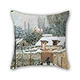 Best Alfred Irish Musics - Pillow Covers Of Oil Painting Alfred Sisley Review