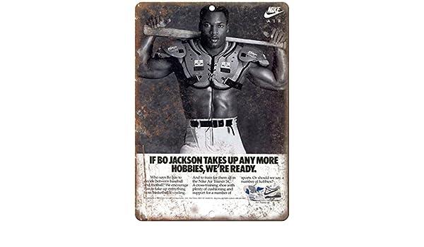 aa84404f3f4f0 Amazon.com: Nike Air Bo Jackson Sneaker Ad 12