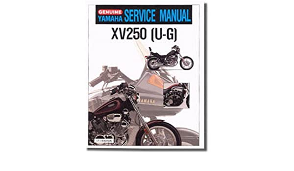 the cyclepedia press llc yamaha xv250 virago and v star 250 online service  manual features detailed full-color photographs and wiring diagrams,
