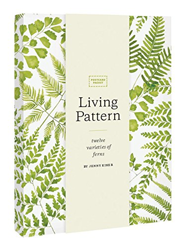 Living Pattern Postcard