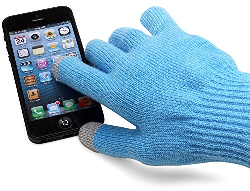Aduro Touchscreen Gloves Texting Android