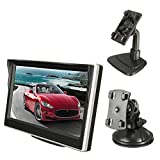 "Onefa 5"" 800480 TFT LCD HD Screen Monitor for Car"
