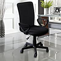 IDS Online MLM-18660 Ergonomic Mesh Medium Back Computer Desk Task Office Chair with Arms Upgraded