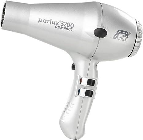 Parlux Compact 3200 Sèche Cheveux Professionnel Argent