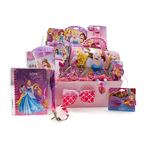 Disney Princess Easter Gift Baskets Classic Birth Day Gifts For Kids Specially For Girl - Favor Warehouse Coupon