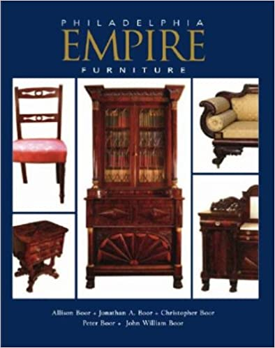 Philadelphia Empire Furniture First Edition Edition