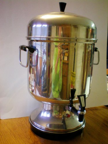 Farberware Coffee Maker Urn -- 55 cup -- Model 155A