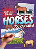 Horses You Can Draw, Patricia M. Stockland, 0761341609