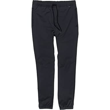 acdac7bfda8 Image Unavailable. Image not available for. Color  Hurley MPT0000400 Mens  Dri-Fit Drifter Jogger Elastic Cuff Pants