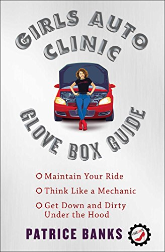 Girls Auto Clinic Glove Box Guide cover