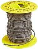 Mitchell Abrasives 50 Round Abrasive Cord, Aluminum Oxide 180 Grit .070'' Diameter x 25 Feet