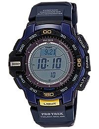 Casio Men's Protrek PRG270-2 Blue Plastic Quartz Watch