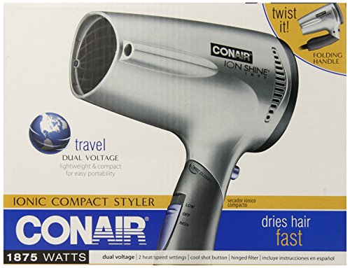 Conair Ionic Technology Folding Handle