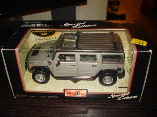 hummer-h2-suv-silver-127-diecast-model-car-special-edition