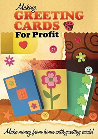 Amazon Making Greeting Cards For Profit Brenda Kuciemba