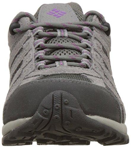 Gris 031 Zapatos Columbia Senderismo Mujer De Redmond Waterproof wBnn4TqY