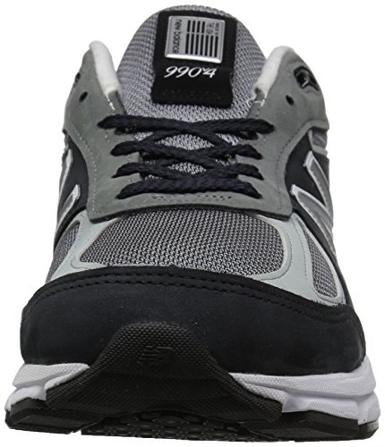 New Balance Mens 990v4 Running Shoe Grey