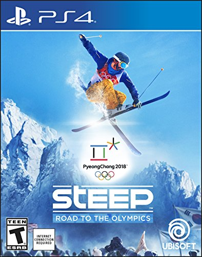 Steep: Road To The Olympics DLC - Pre-load - PS4 [Digital Code] by Ubisoft