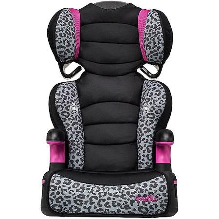 Evenflo ( Phoebe ) Big Kid High Back Booster Car Seat (Evenflo Amp High Back Booster Car Seat Carrissa)