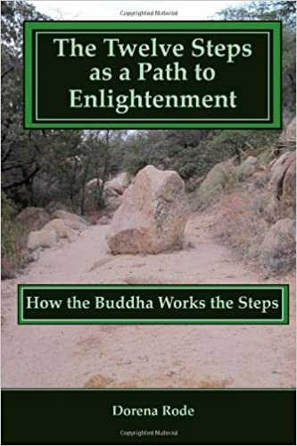 The 12 steps as a path to enlightenment how the buddha works the the 12 steps as a path to enlightenment how the buddha works the steps dorena rode 9781477601433 amazon books fandeluxe Choice Image