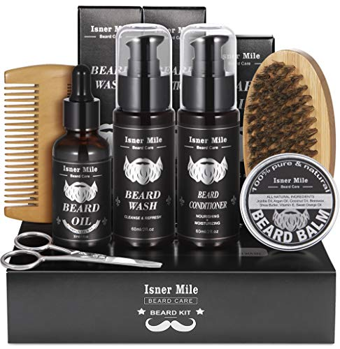 Upgraded Beard Care Grooming Kit