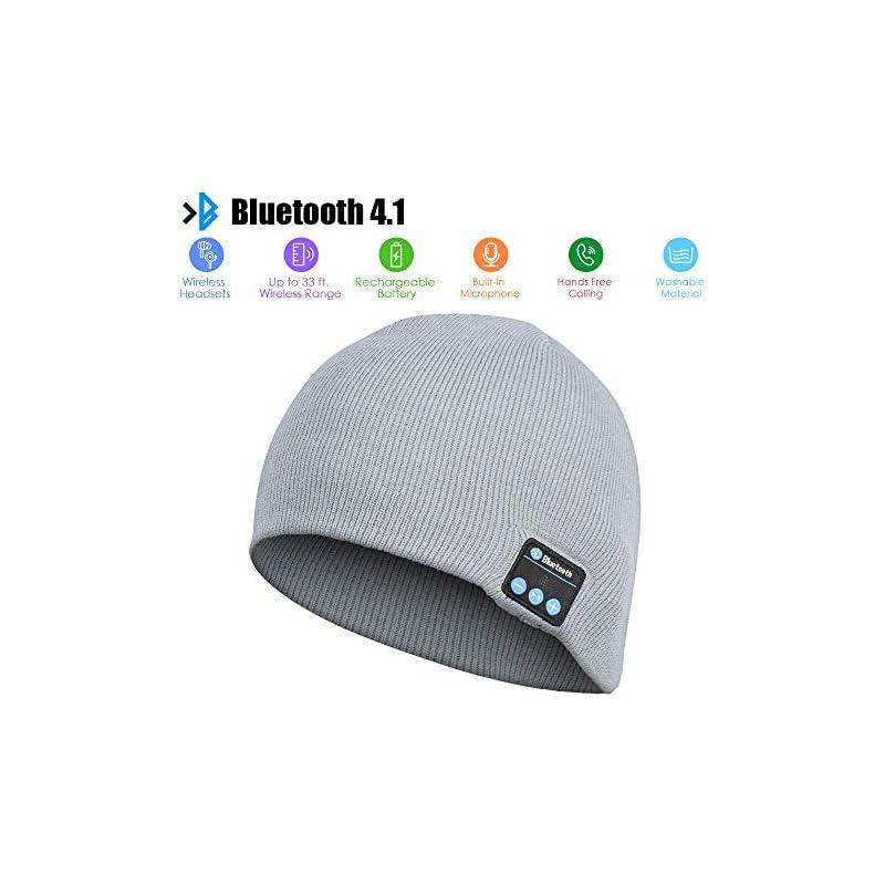 Bluetooth Beanie, Wireless Bluetooth Hat