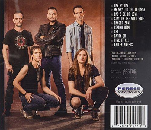 Tequila Sunrise - Danger Zone (CD)