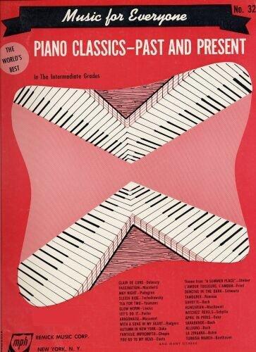 55 Piano Classics Past and Present in the Intermediate Grades (Music For Everyone, No. 32)