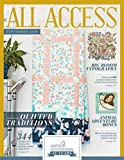 Anita Goodesign All Access VIP Club September 2019 Embroidery Design CD & Book