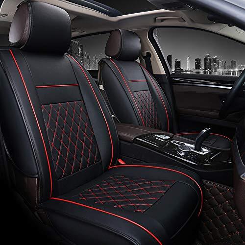 Seat Cover New Luxury Pu Leather Auto Universal Car Seat Covers Automotive Seat Covers for Toyota Lada Kalina Granta Priora Renault Logan