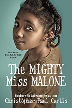 The Mighty Miss Malone by [Curtis, Christopher Paul]