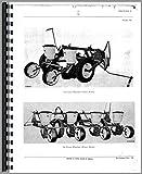 International Harvester 56 Planter Parts Manual