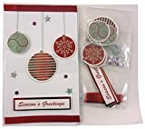 Make Your Own Christmas Cards - Handcraft Cards - 1 Design At Random - Arts & Crafts