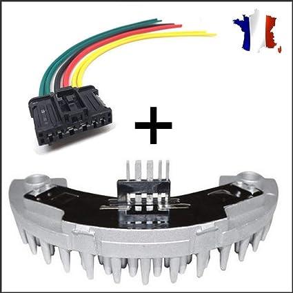 Resistencia y cable control de calefacción y climatización ...
