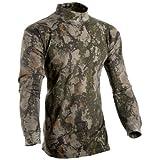 Yukon Gear Long Sleeve Mock Neck Tshirt