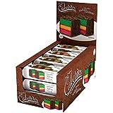 Original Cakebites Classic Italian Rainbow 12 Individual Grab & Go Packs 2oz Each 24oz