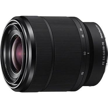 Sony SEL2870 FE 28-70mm F3.5-5.6 OSS Full Frame Lens