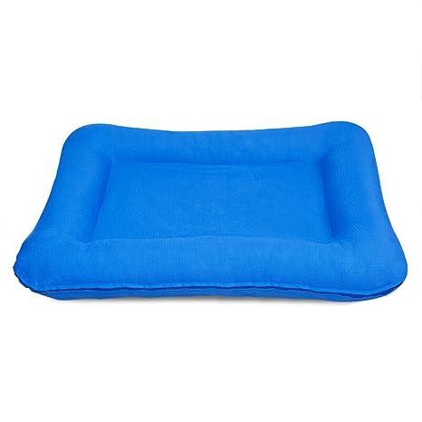 Cama de perro Cama para mascotas de alta calidad PP algodón Oxford paño impermeable antideslizante suave ...