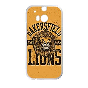 Bakersfield Logos Custom Protective Hard Phone Cae For HTC One M8