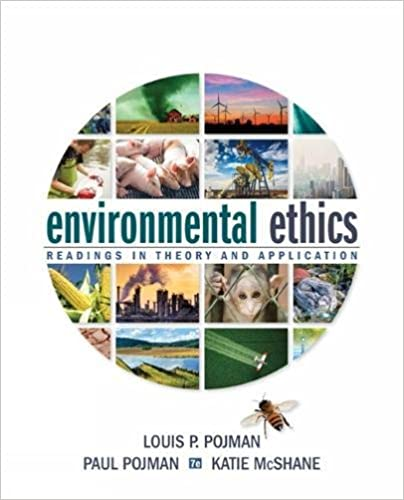 Book Environmental Ethics: Readings in Theory and Application